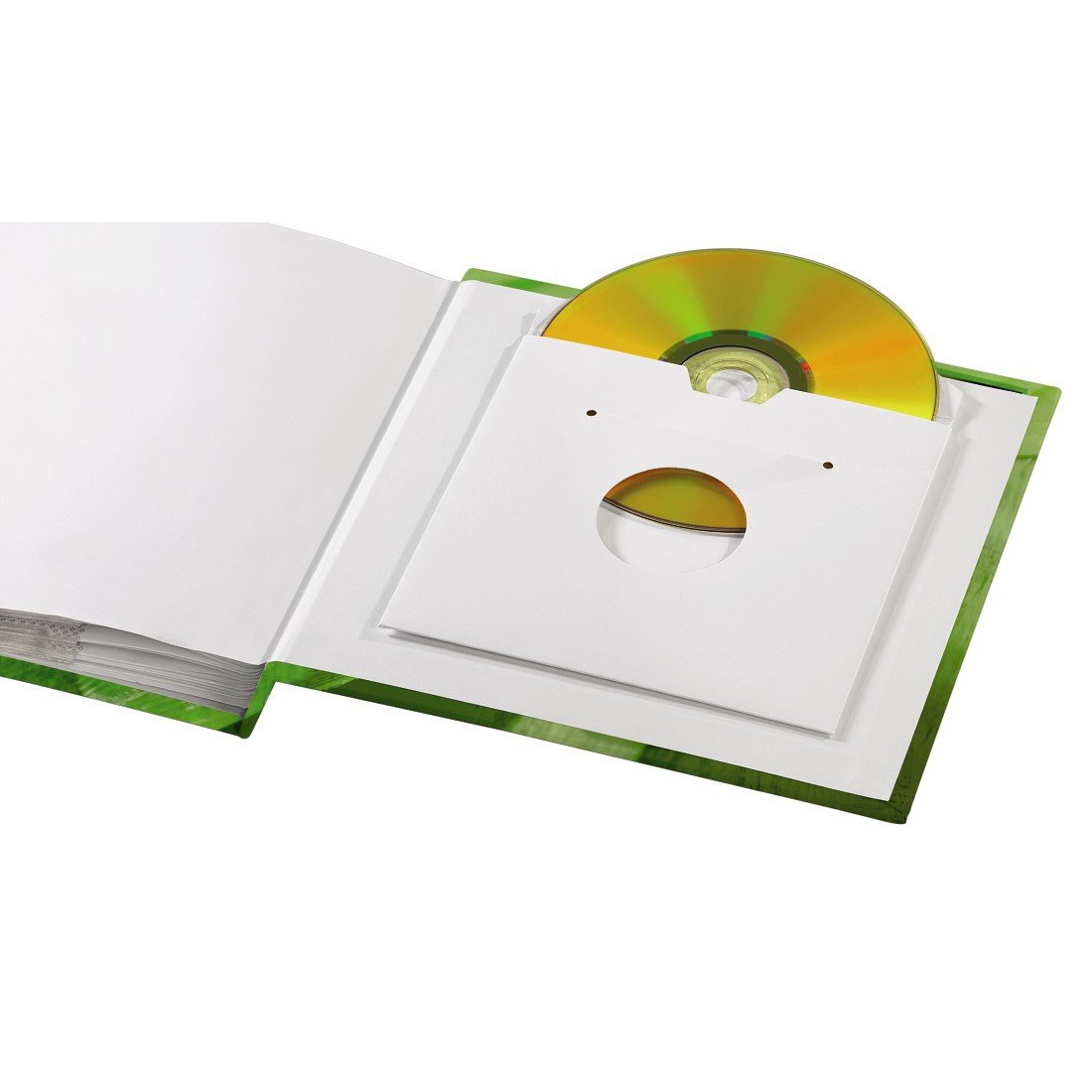 100 Seiten Aqua Hama Memoalbum Singo 22x22,5 cm