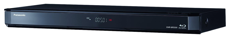 パナソニック 500GB 1チューナー ブルーレイレコーダー DIGA DMR-BRS500 B00O0LN0YI