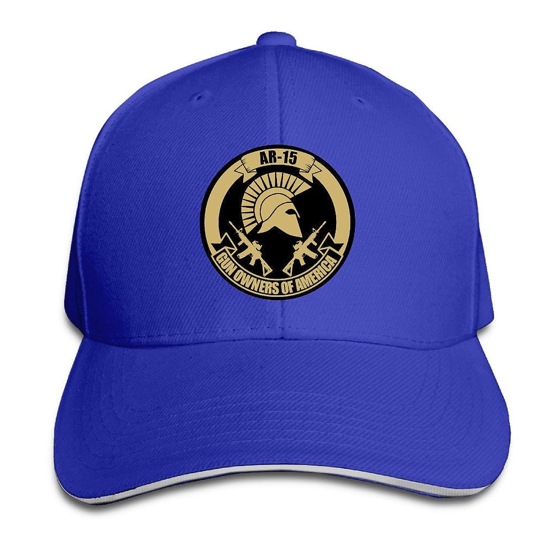 FOODE Spartan Helmet Peaked Baseball Cap Snapback Hats