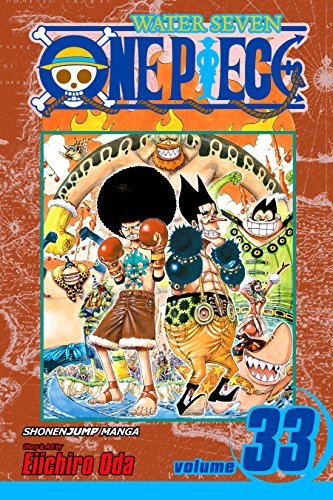 One Piece, Vol  33: Davy Back Fight!! (One Piece Graphic Novel)