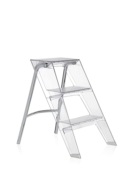 Amazon.com: Kartell Upper escalera, Transparente: Home ...