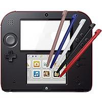 YTTL 5 Pcs Stylish Color Touch Stylus Pens Touchpen set for Nintendo 2DS