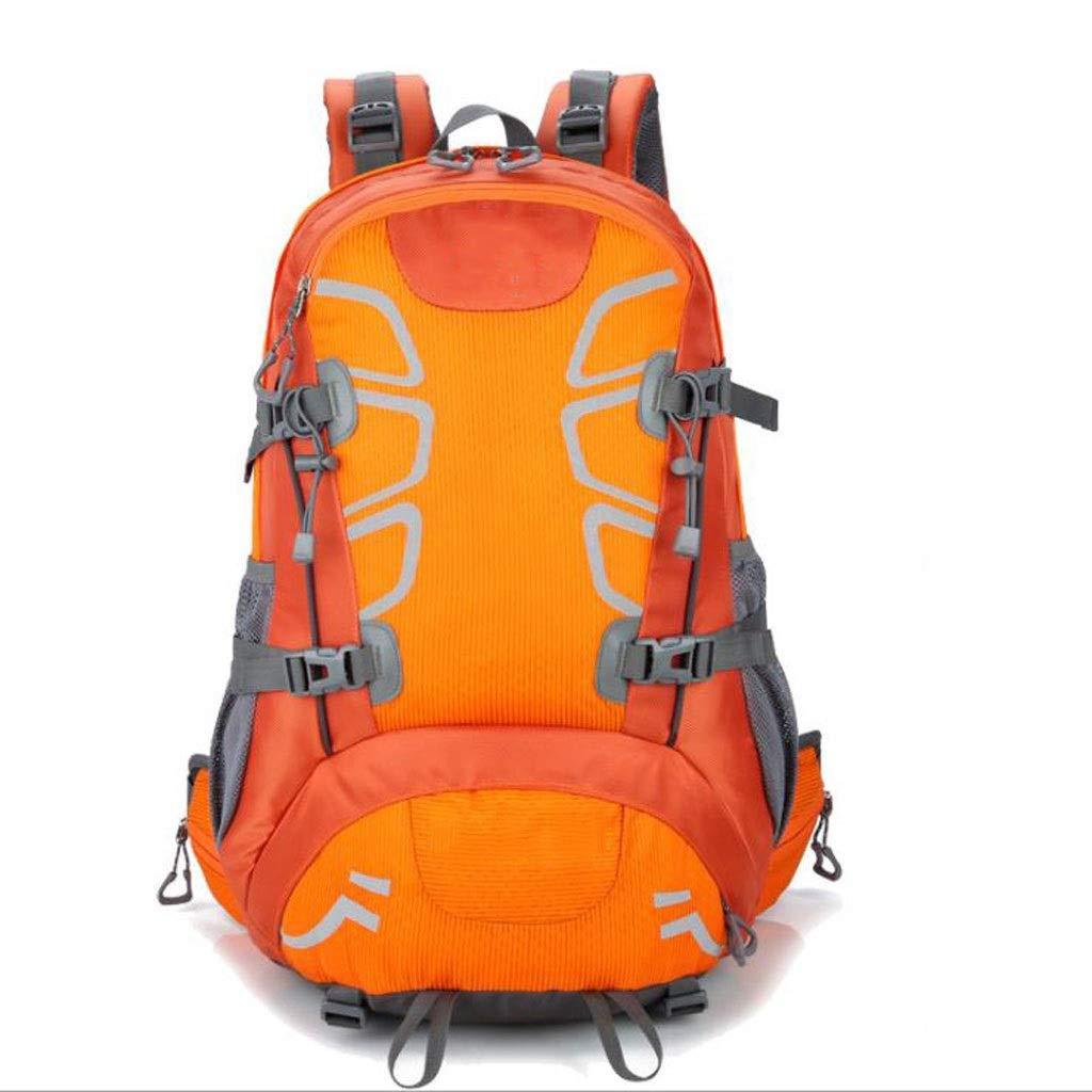Orange282050cm  OVXVO444 Sac à Dos de Sport de Grande capacité de 40L pour Sac à Dos de Sport en Plein air d'alpinisme