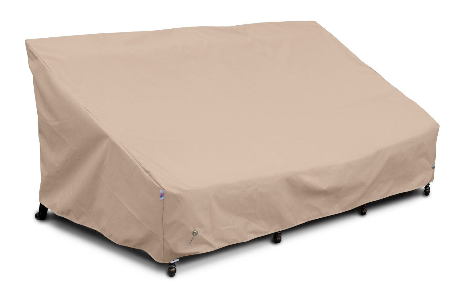 KoverRoos Weathermax 47450 Sofa Cover, 65-Inch Width by 35-Inch Diameter by 35-Inch Height, Toast