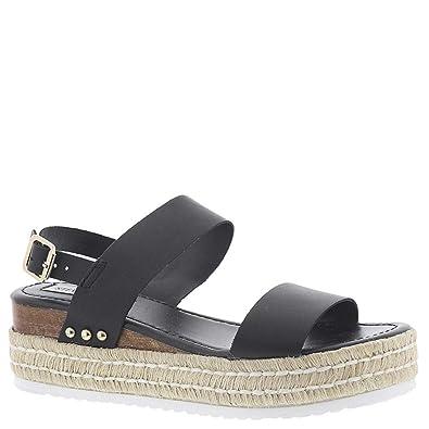 6322f11d481f Amazon.com | Steve Madden Women's Catia Wedge Sandal | Sandals