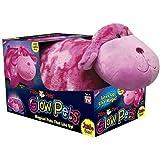 """Pillow Pets Glow Pets Pink Camo Dog Jumbo 18"""""""