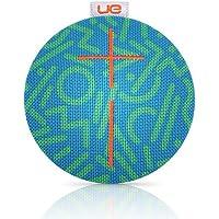 UE ROLL 2 Wireless Portable Bluetooth Speaker (Waterproof) - Reef Green (Certified Refurbished)