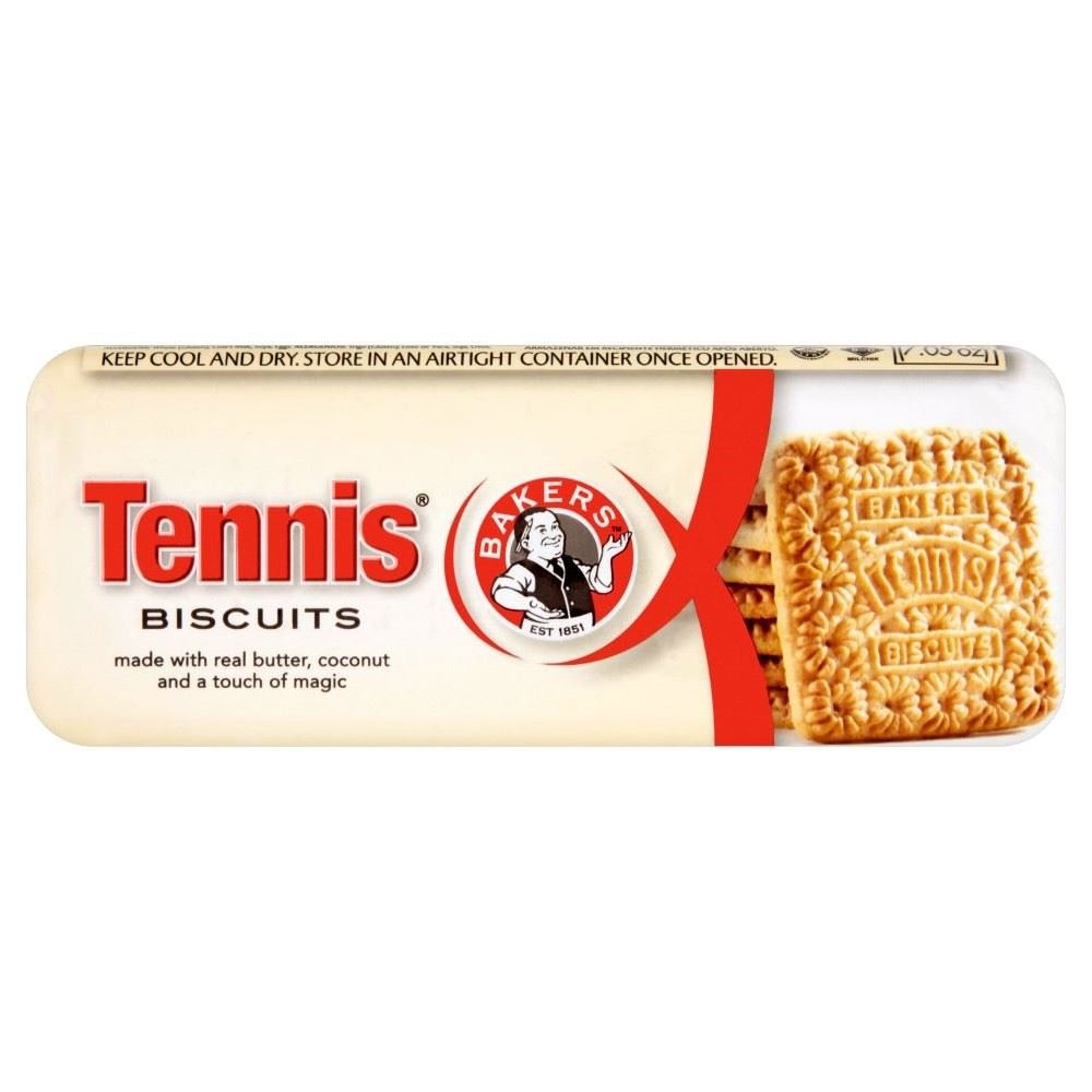 Bakers Tennis Biscuits (200g) - Pack of 2