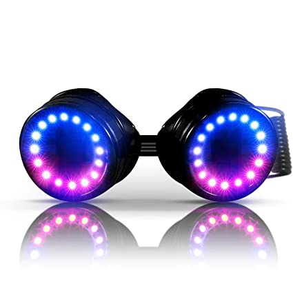 Amazon.com: Electrik Unicorn - Gafas de sol LED programables ...
