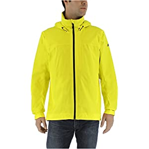 Men's adidas Wandertag Climaproof Hooded Rain Jacket
