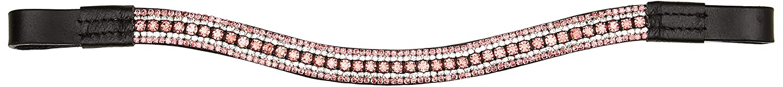 sconto online di vendita Cwell Equine Dressage Crystal Bling 5 File File File con Cristalli rosa Strass di Cristallo Scintillante Nero (Full 40,6 cm)  prezzi all'ingrosso