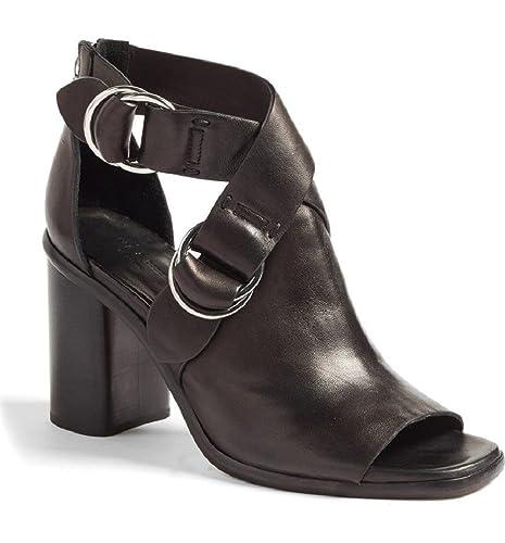a92b3713991cd rag   bone Kora Leather Sandals (36.5) Black