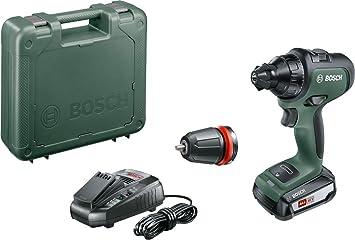 Bosch 06039B5000 Perceuse-visseuse sans fil AdvancedDrill 18, 1 batterie 18V  2,5 b3a7d0c0cb29