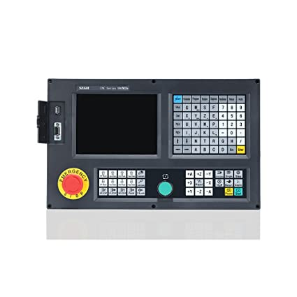 3 axis automatic 3D absolute CNC milling system cnc kit router controller  support PLC ATC and tool change function instead of GSK/Fanuc CNC Numerical