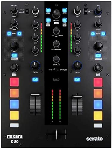 Mixars DUO MKII 2-Channel Mixer