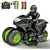 RC Motorcycle Remote Control Motorcycles,High Speed Rc Car Remote Control Car,2.4Ghz 360¡ã Rotating Drift Stunt Car…