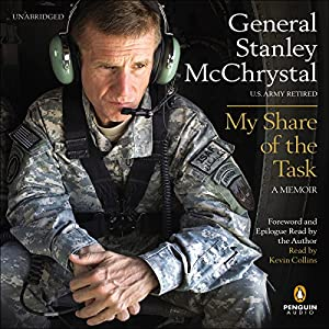 My Share of the Task Audiobook