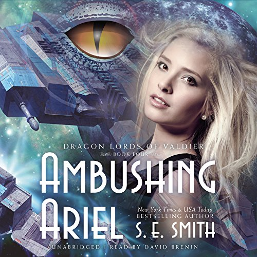 Ambushing Ariel: Library Edition (Dragon Lords of Valdier) by Blackstone Audio Inc