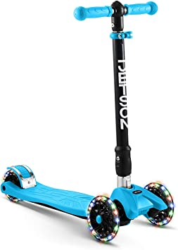 Amazon.com: Jetson - Patinete plegable con 4 ruedas para ...