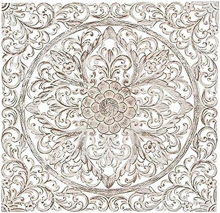 COMME Création effet vieilli bois motif déco craquelé sur panneau en bois Papier peint 363941