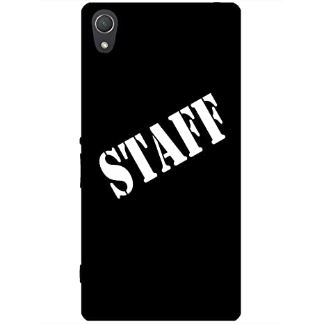 Carcasa Sony Xperia Z Staff selección: Amazon.es: Informática