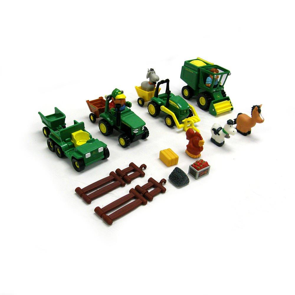 John Deere Spaß Spaß Spaß auf dem Bauernhof Spielset - Erste Farming Fun 6f762a