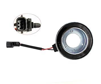 Xa a/c con compresor de aire AC bobina del embrague electromagnético para Nissan Murano: Amazon.es: Coche y moto