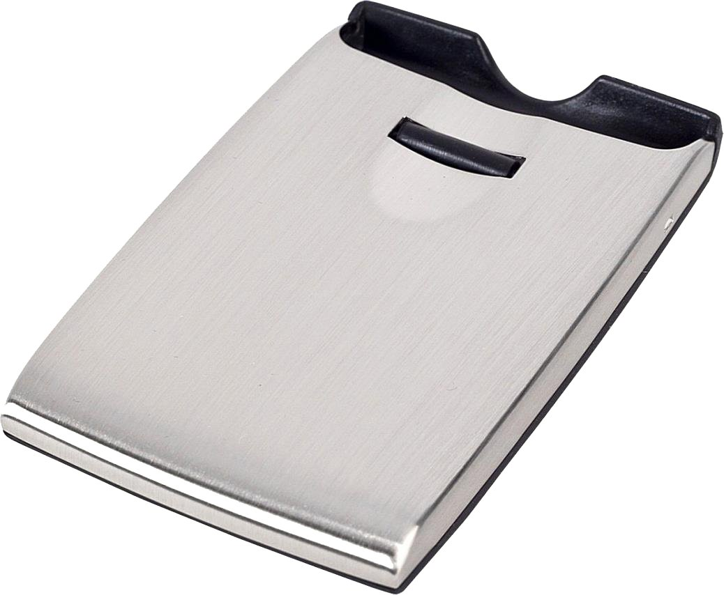 Amazon.com: Stainless Business Card Case & Roller: Home & Kitchen