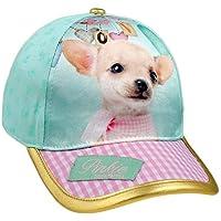 Studio Pets 2100000272 Gorra Premium, Unisex niños, Rojo