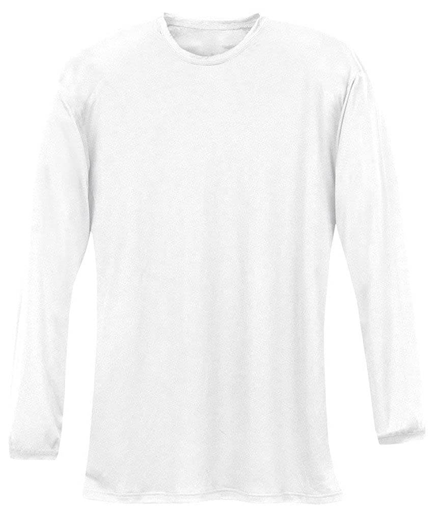 A4 Drop Ship Women's Long Sleeve Cooling Performance Crew