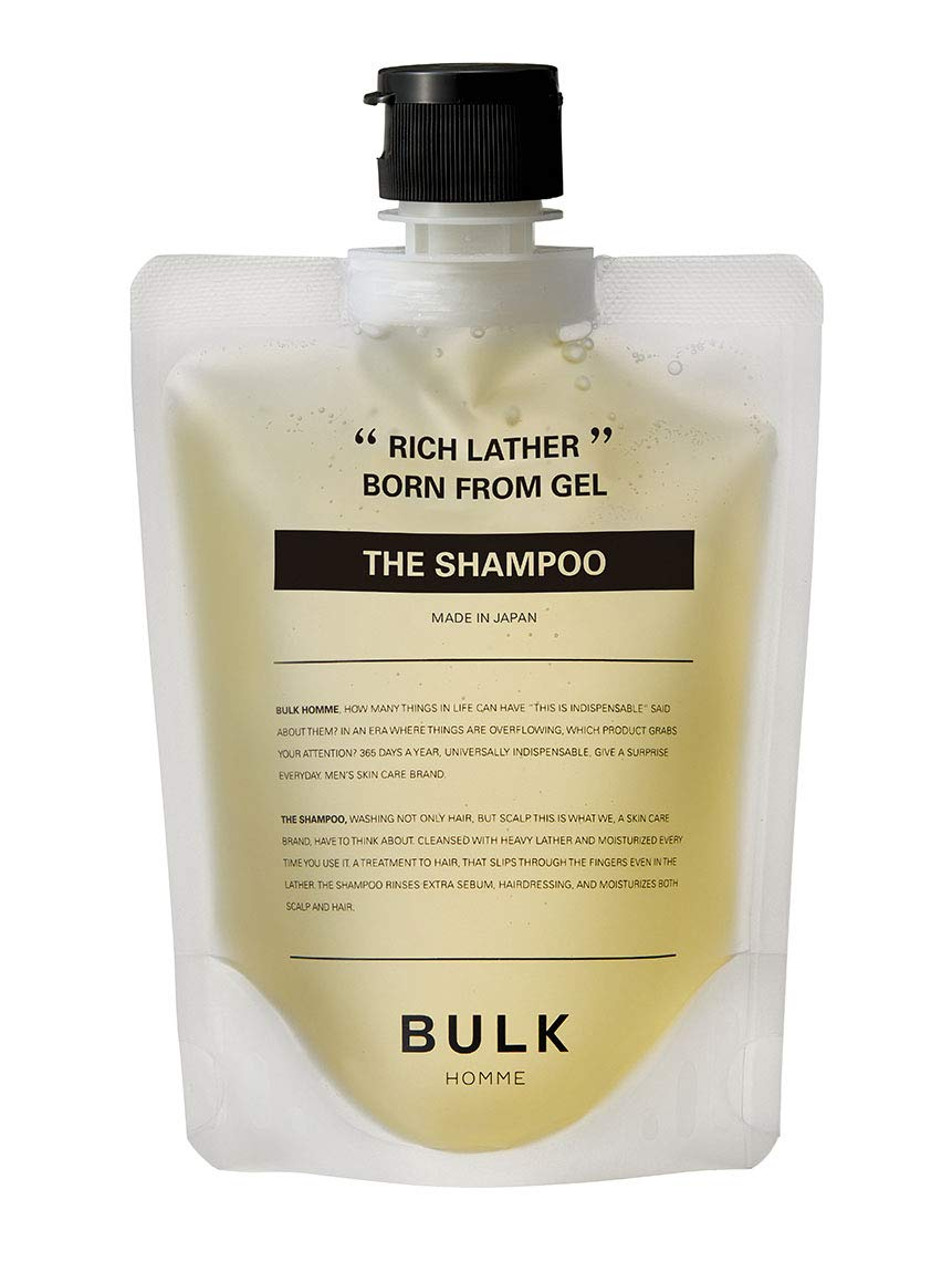 バルクオム BULK HOMME THE SHAMPOO