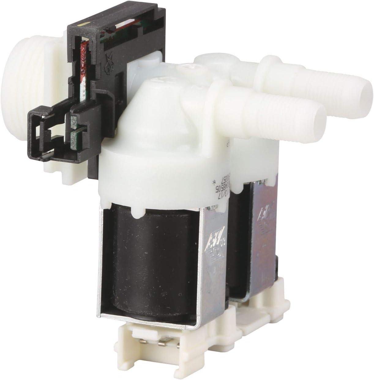 ReleMat SpareHome® Products - Electroválvula con Sensor de caudal para lavadoras Bosch, Siemens y Balay