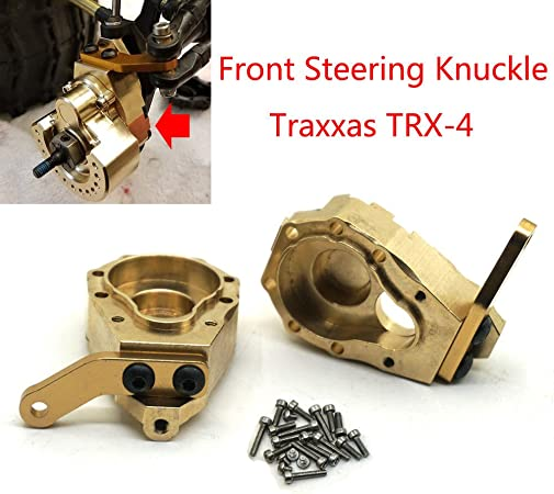 Replacement of 8252 Hobbypark Brass Brass Steering Knuckles Front ...