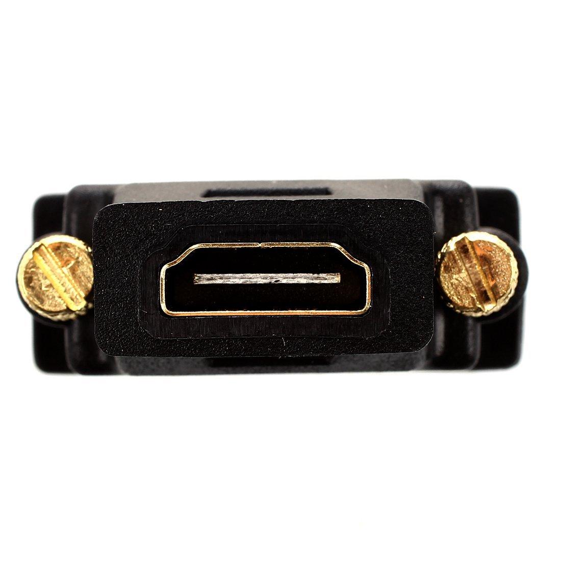 R TOOGOO DVI to HDMI conversion adapter DVI to HDMI conversion adapter HDMI: Female DVI 24 pin: male