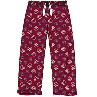 West Ham United FC Lounge Pants (Medium) (Maroon)  Amazon.co.uk  Clothing abbed7cd09baa