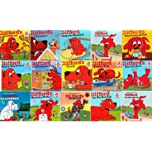 Clifford® the Big Red Dog 19 Book Set : Clifford's Good Deed, Christmas, Visits Hospital, To the Rescue, Thanksgiving Visit, Day W Dad, Takes A Trip, Family, The Firehouse Dog, Goes to Dog School, Halloween, Birthday Party, Manners and 6 More Titles