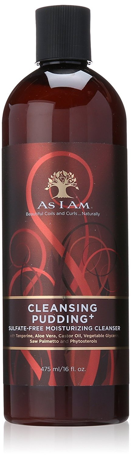 As I Am Cleansing Pudding, 16 Ounce Atlas Ethnic 8.5838E+11