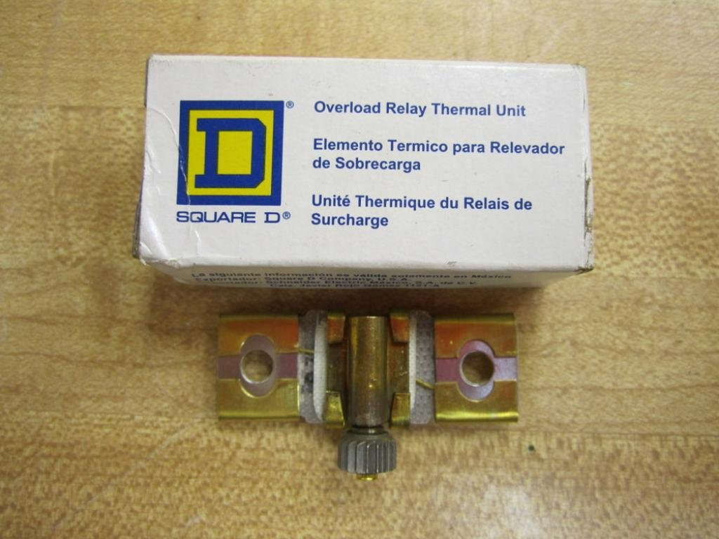 Square D B0.71 Overload Thermal Unit