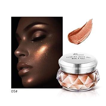 d794f4b63419 Amazon.com: Clearance Sale! Highlighter Cream for Women, Iuhan 8 ...