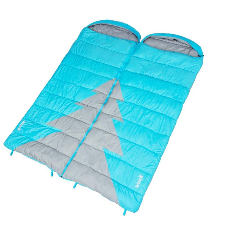 CATRP シングル、 ダブル 寝袋 丈夫 通気性 暖かい 快適 寝袋 軽量 ポータブル キャンプ (色 : C, サイズ さいず : 250g) B07Q9JWFQ2 D 350g 350g|D