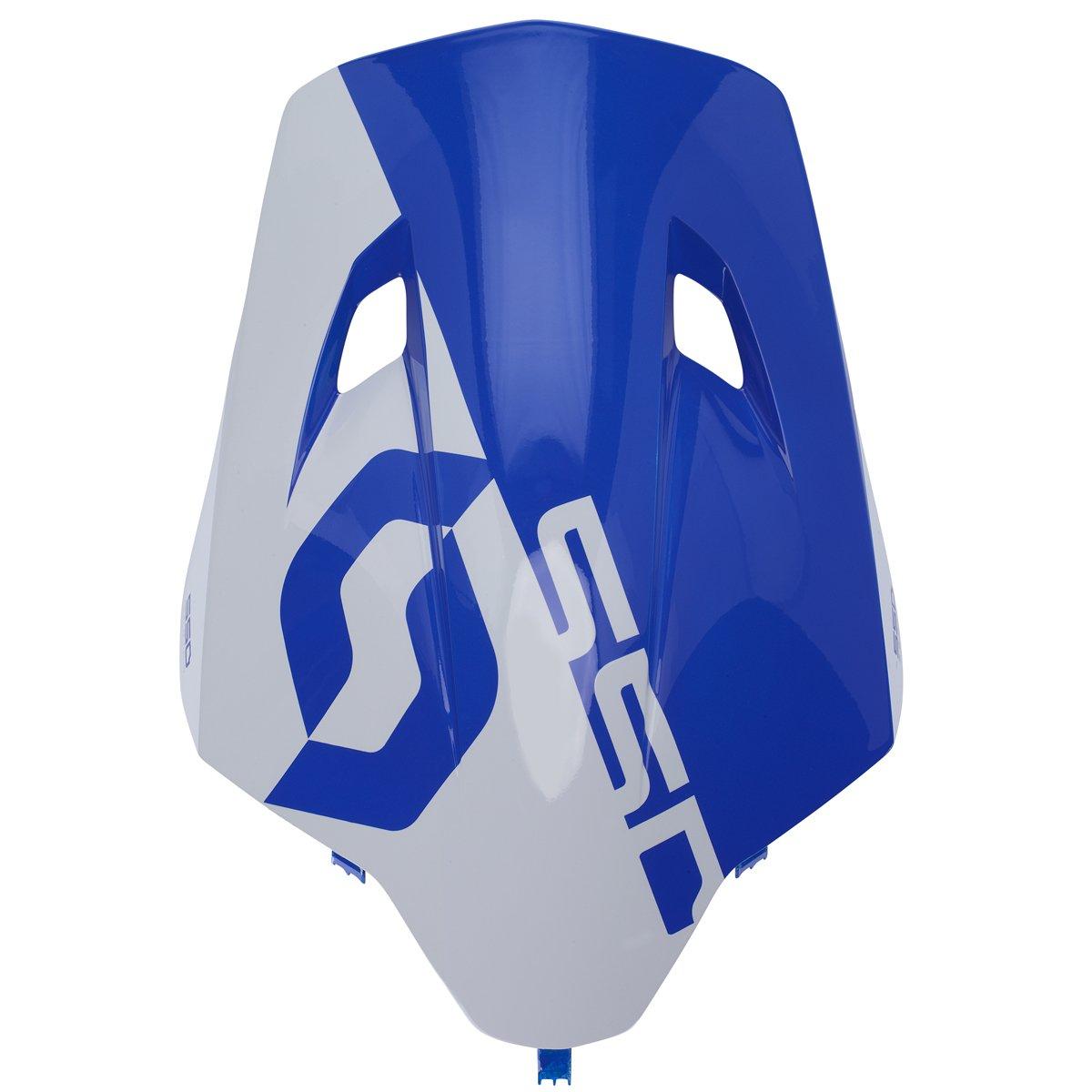 Scott 550 Visor Helm Visier grau blau  Größe  L XL XXL B079T1BV3H Allround-Helme Verpackungsvielfalt