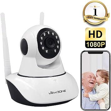 ZOSI 1080P 3MP HD Wireless Home Security CCTV IP Camera WiFi Audio Baby Monitor