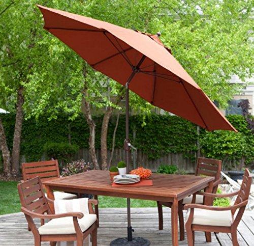 Offset Patio Umbrella,Large Outdoor Umbrella, Sun Shades ...