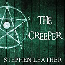 The Creeper Audiobook by Stephen Leather Narrated by Paul Thornley