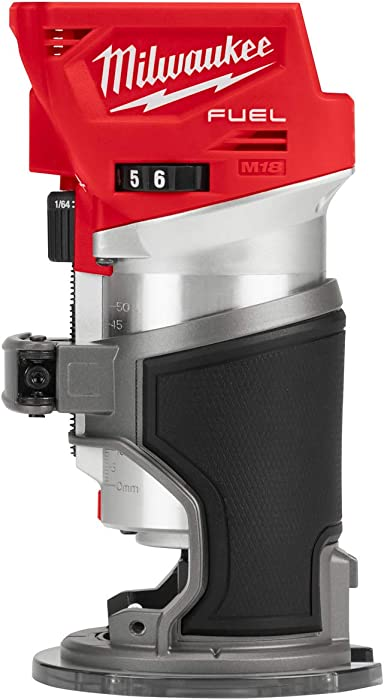 M18 FUEL Compact Router (Bare Tool) 2723-20