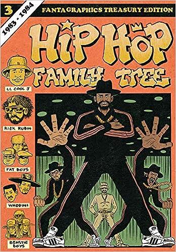 Amazon Hip Hop Family Tree Book 3 1983 1984 9781606998489