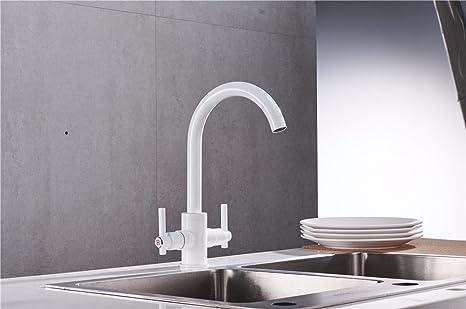 Vasca Da Bagno Perde Acqua : Sjin bianco acciaio inossidabile cascata in puro rame vasca da bagno