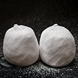 Zivalo 2 Chalks Balls (3 oz. Each) - for Rock Climbing, Bouldering, Gymnastics, Crossfit and Weightlifting