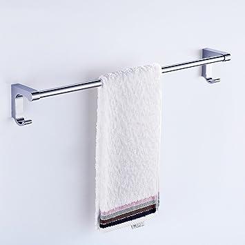 Handtuchhalter Edelstahl Handtuchhalter Einzigen Stab Trockenen Handtuchhalter  Badezimmer Griffstange Bad Handtuchhalter Handtuchhalter Aus Edelstahl