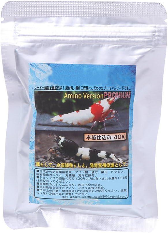 fivekim 40g Snow Natto Shrimp Snail Food Feed Feeding for Aquarium Fish Tank Pond New